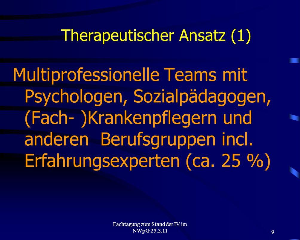 Therapeutischer Ansatz (1)