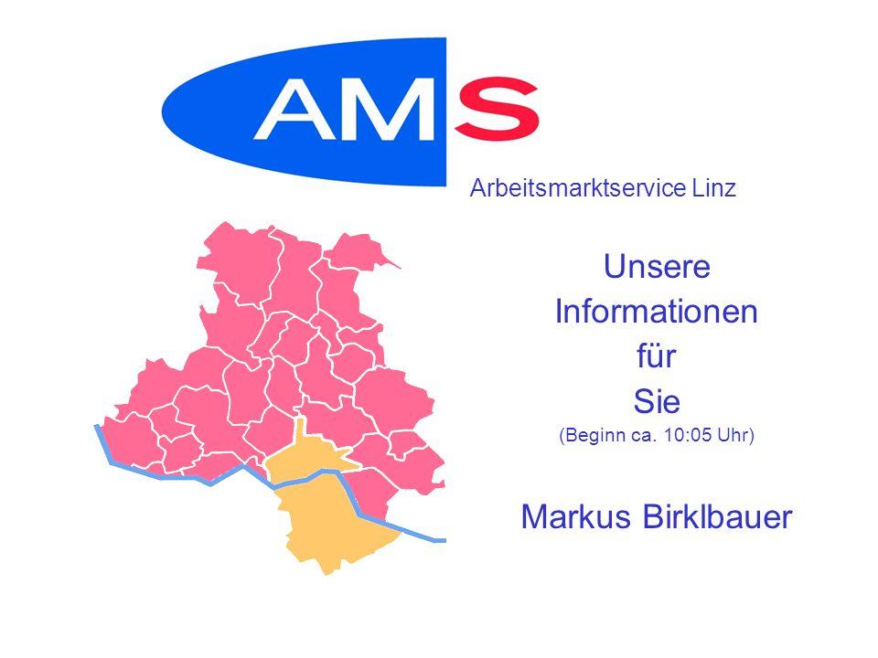 Unsere Informationen für Sie Markus Birklbauer