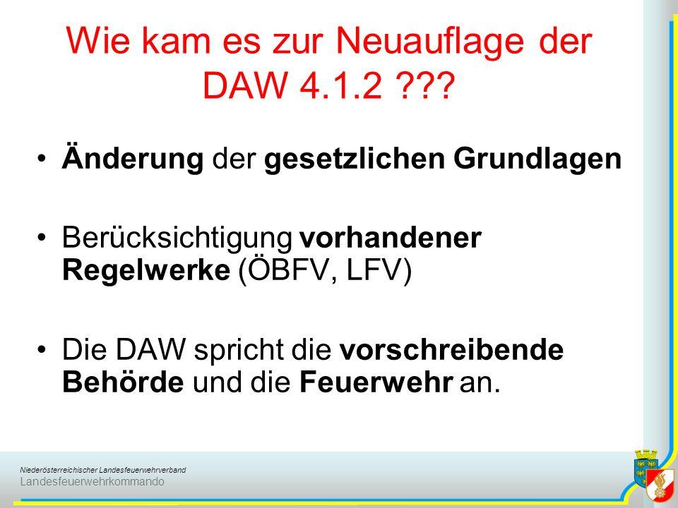 Wie kam es zur Neuauflage der DAW 4.1.2