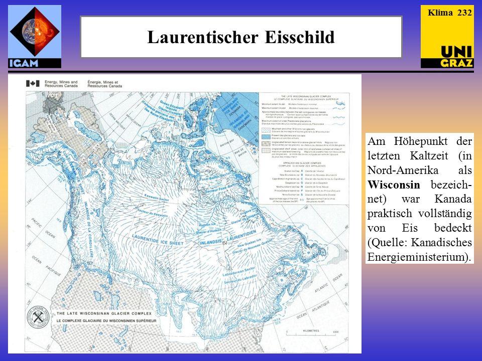 Laurentischer Eisschild