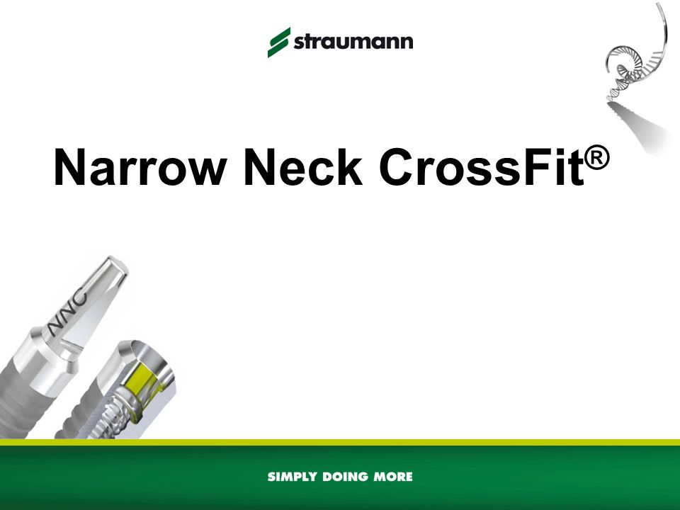 Narrow Neck CrossFit®