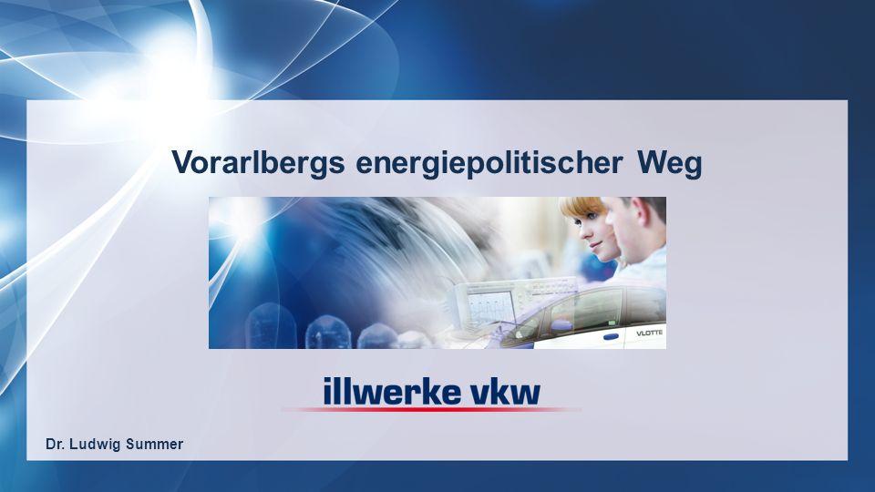 Vorarlbergs energiepolitischer Weg