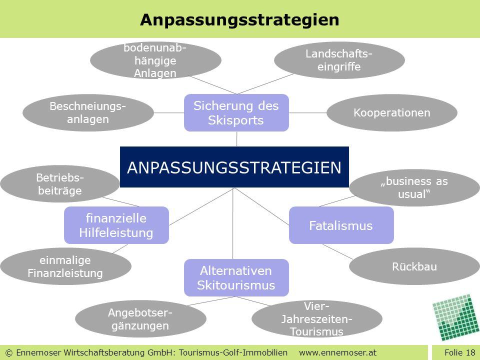 Anpassungsstrategien