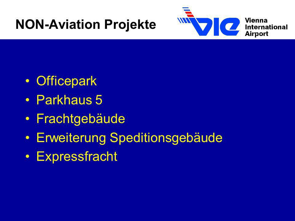 NON-Aviation Projekte