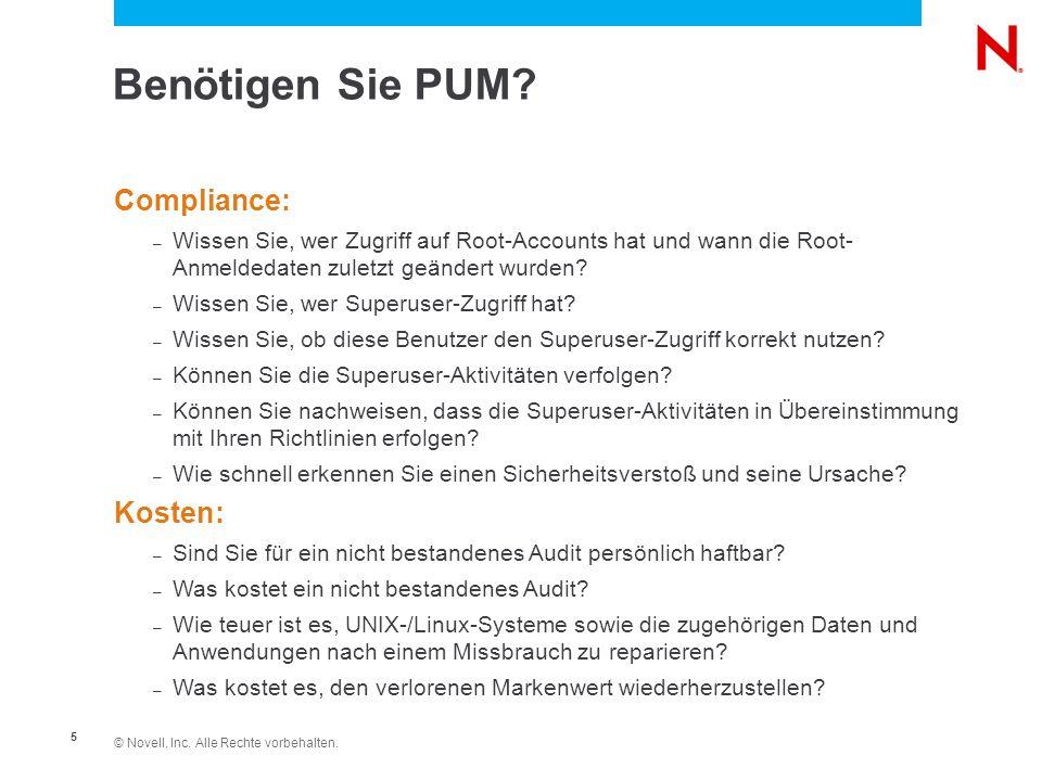 Benötigen Sie PUM Compliance: Kosten: