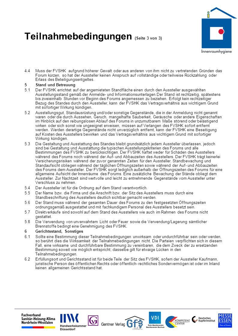 Teilnahmebedingungen (Seite 3 von 3)