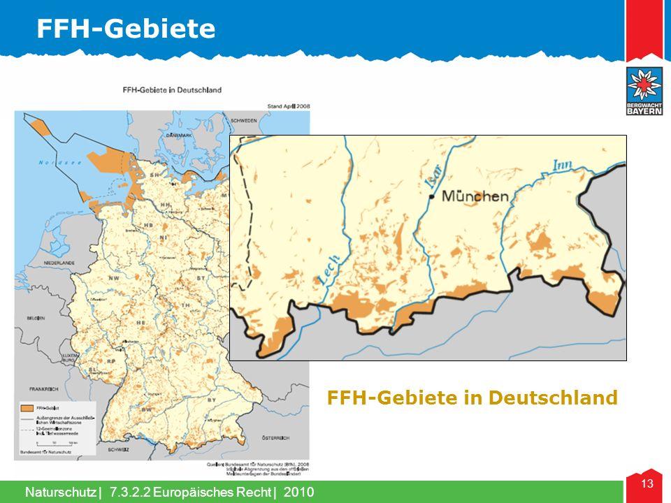 FFH-Gebiete in Deutschland