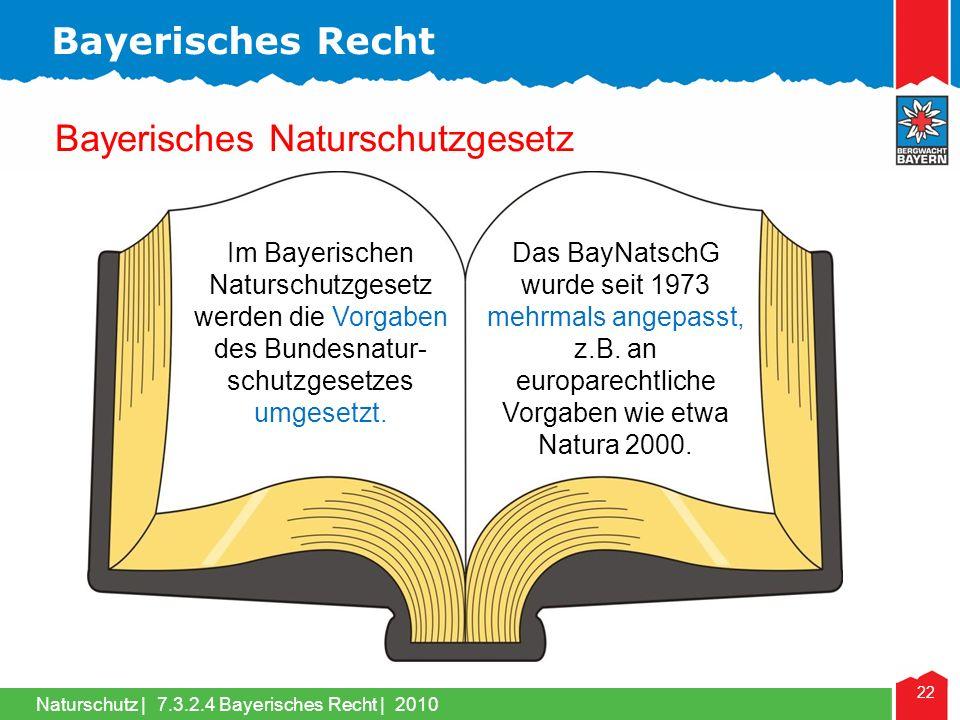 Bayerisches Naturschutzgesetz