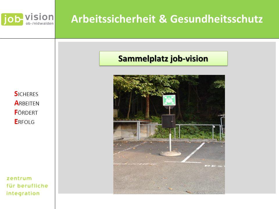 Sammelplatz job-vision