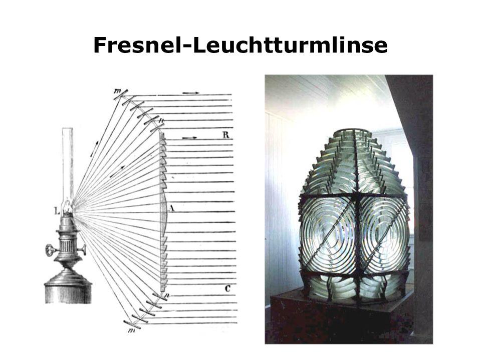 Fresnel-Leuchtturmlinse