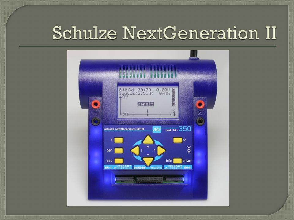 Schulze NextGeneration II