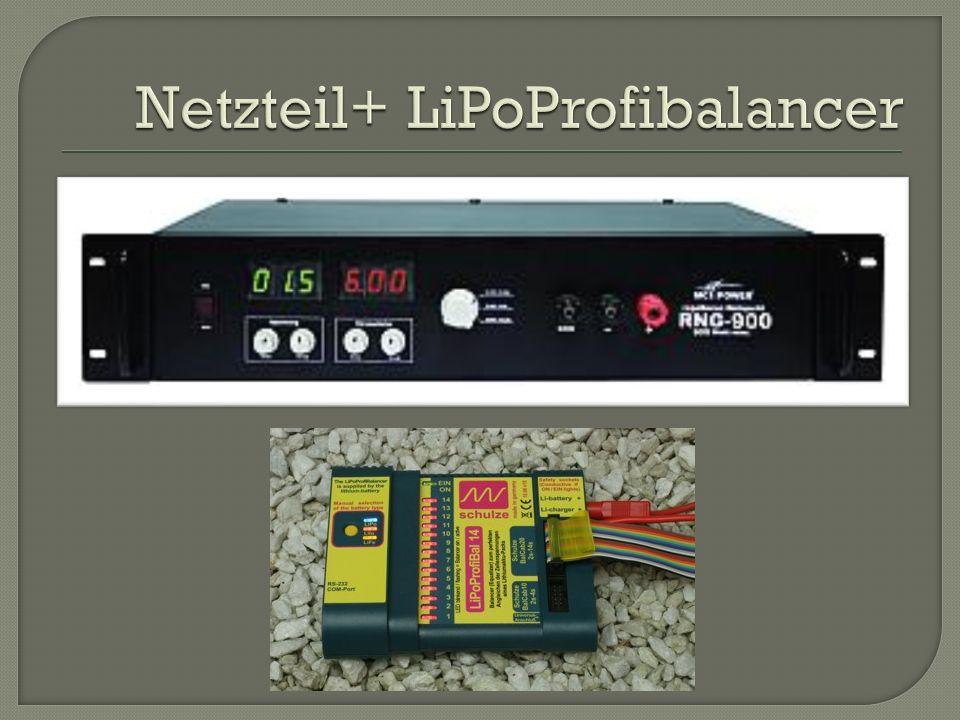 Netzteil+ LiPoProfibalancer