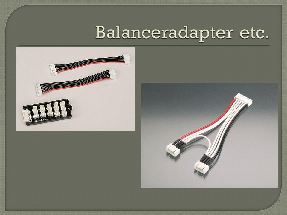 Balanceradapter etc.