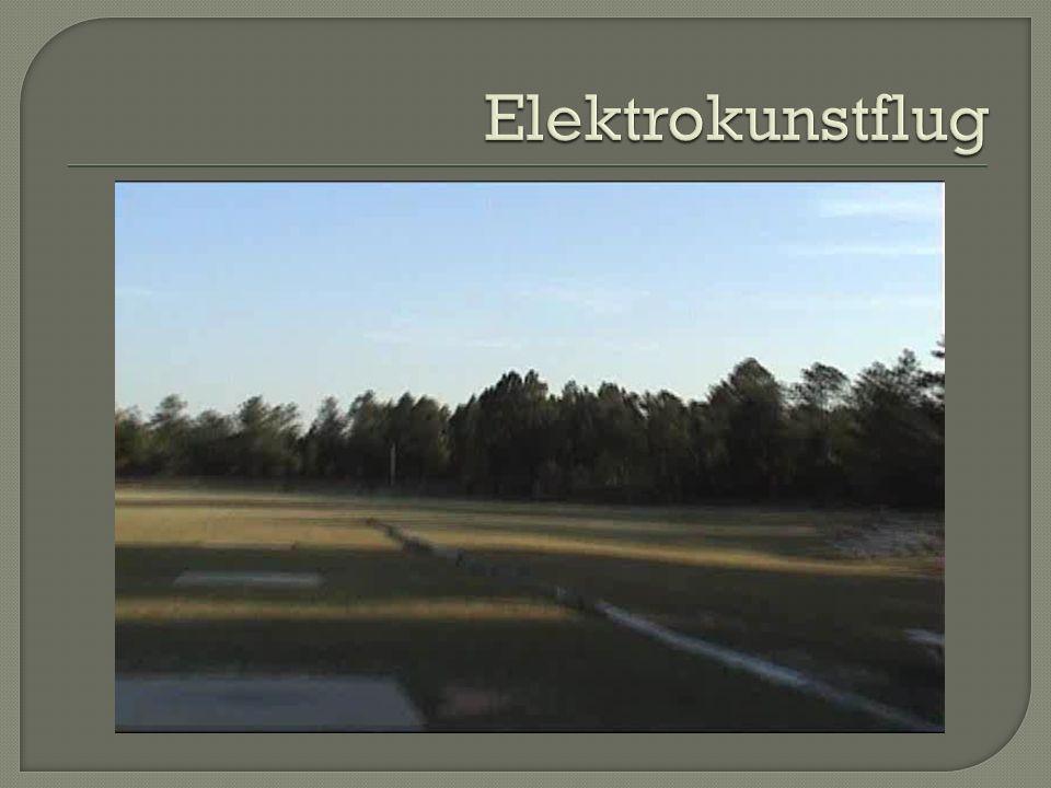 Elektrokunstflug