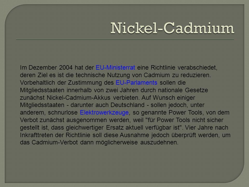 Nickel-Cadmium