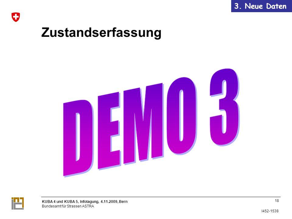3. Neue Daten Zustandserfassung DEMO 3