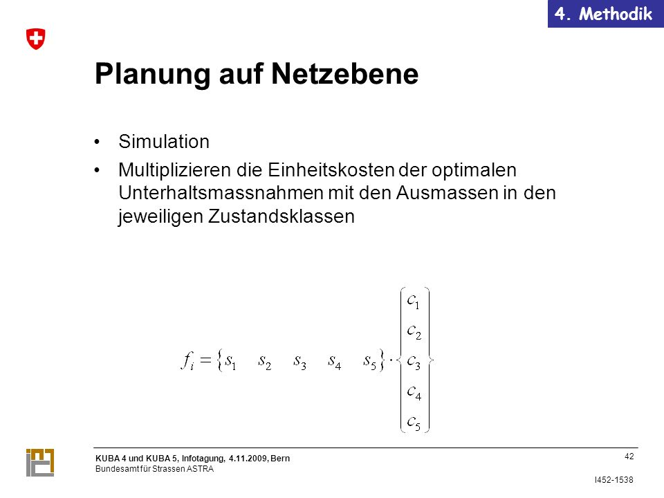 Planung auf Netzebene Simulation
