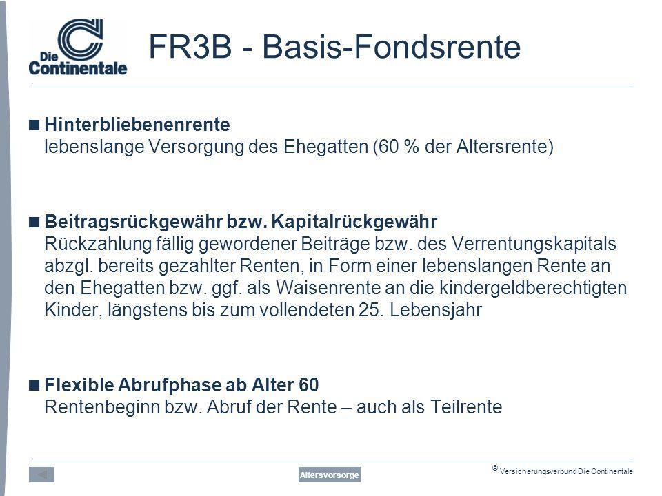 FR3B - Basis-Fondsrente