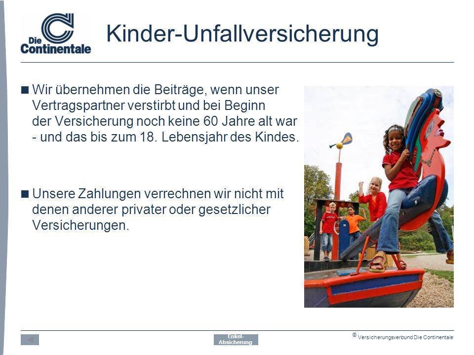 Kinder-Unfallversicherung