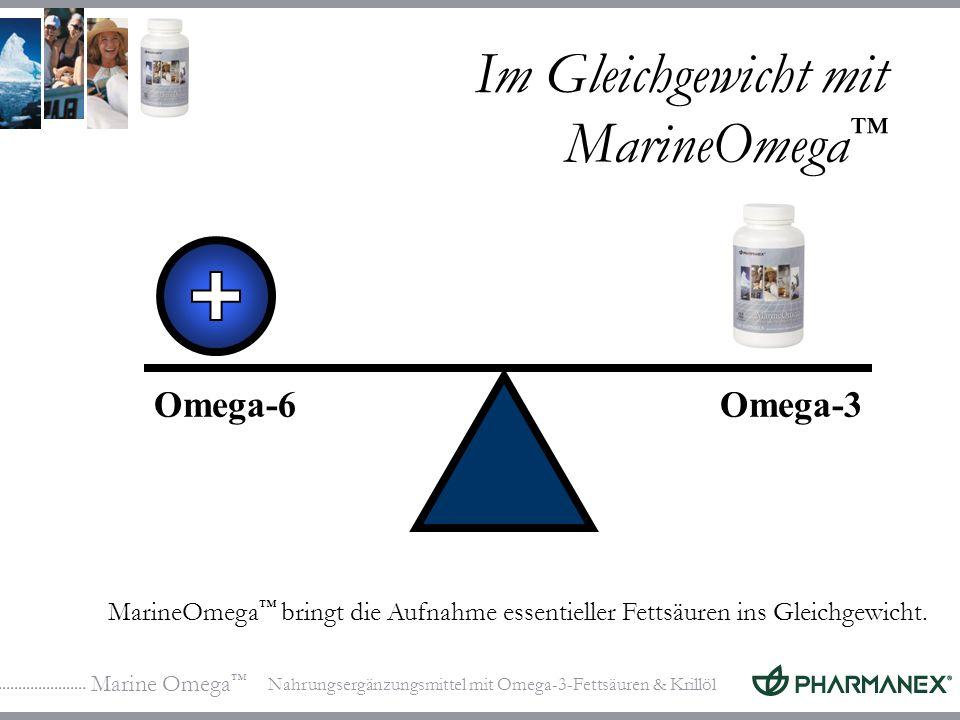 Im Gleichgewicht mit MarineOmega™