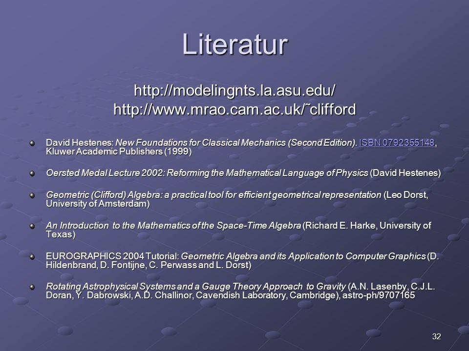Literatur http://modelingnts.la.asu.edu/