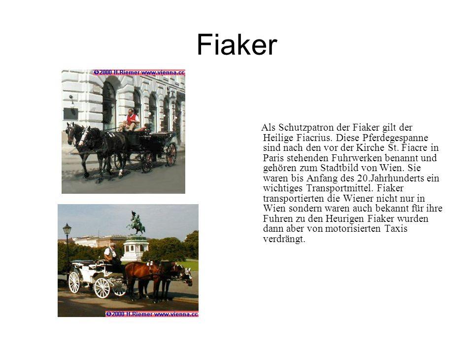 Fiaker