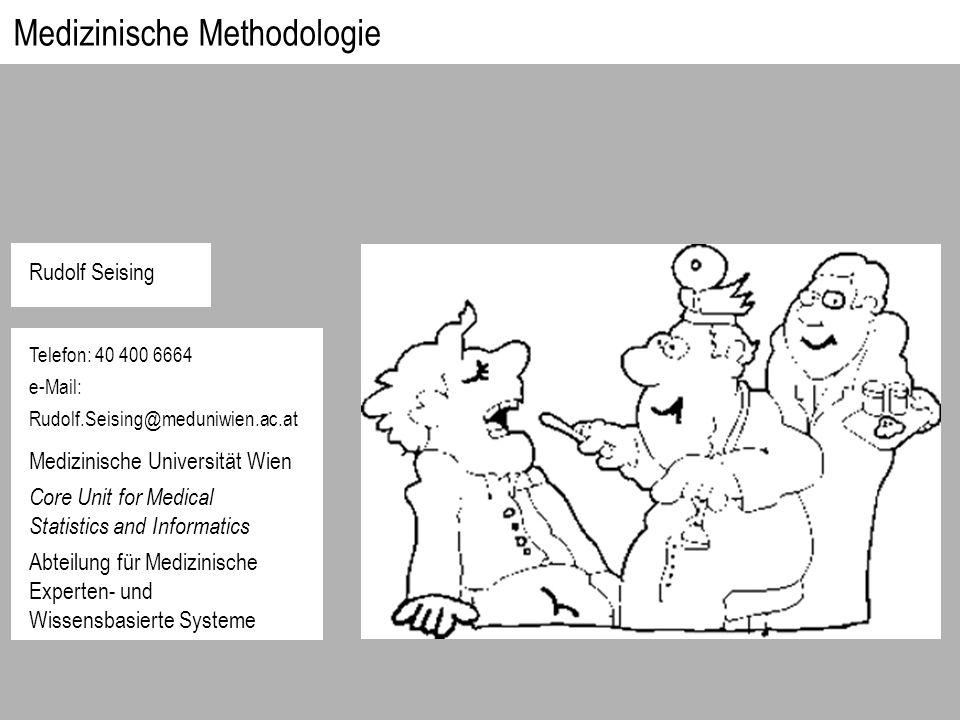 Medizinische Methodologie
