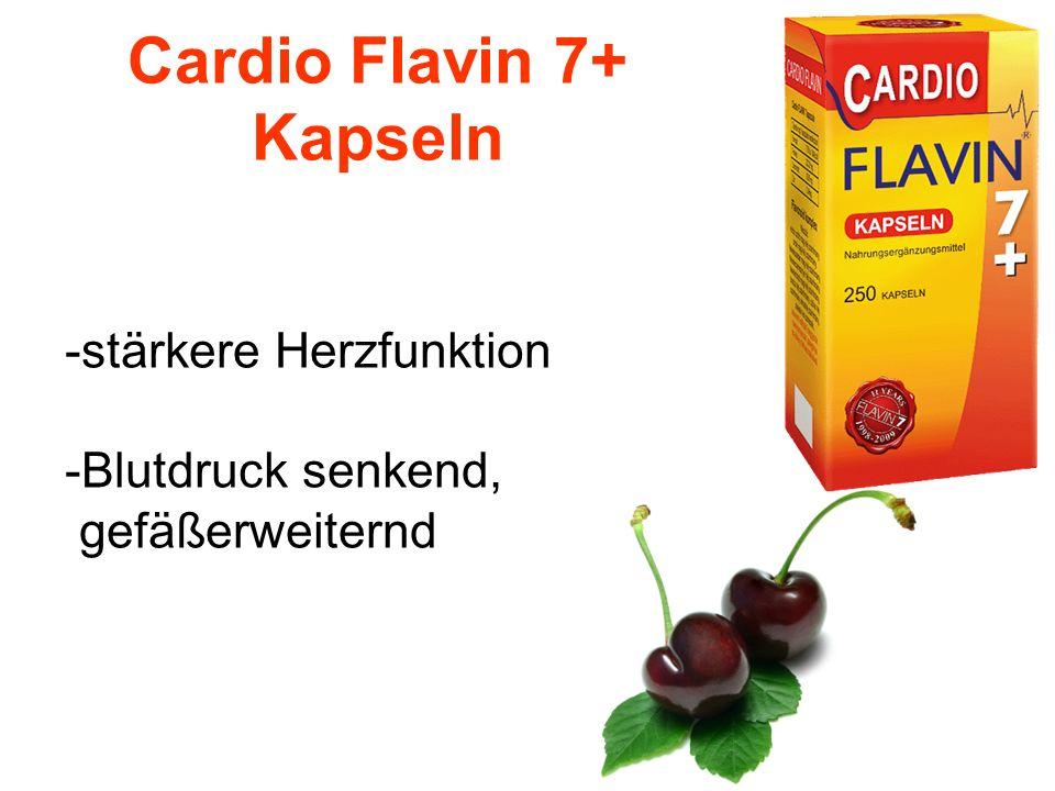 Cardio Flavin 7+ Kapseln