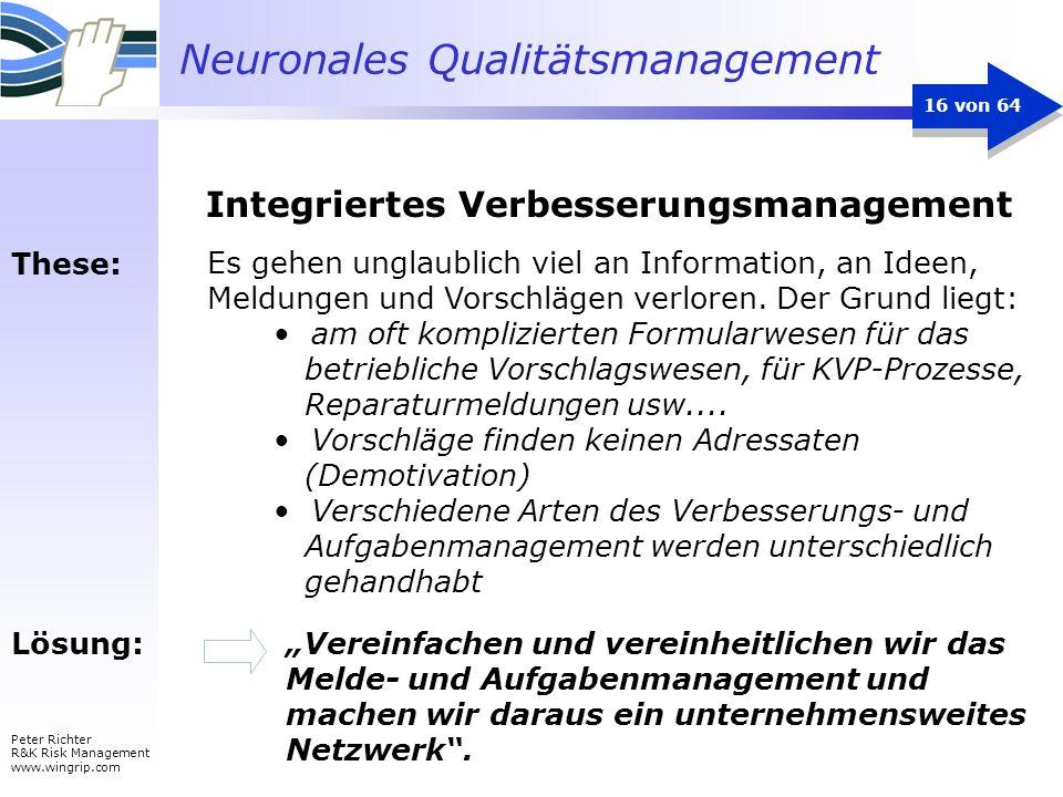 Integriertes Verbesserungsmanagement