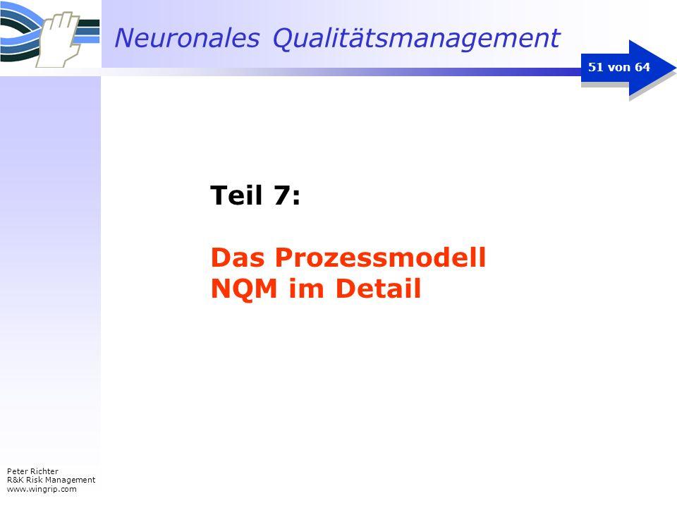 Das Prozessmodell NQM im Detail
