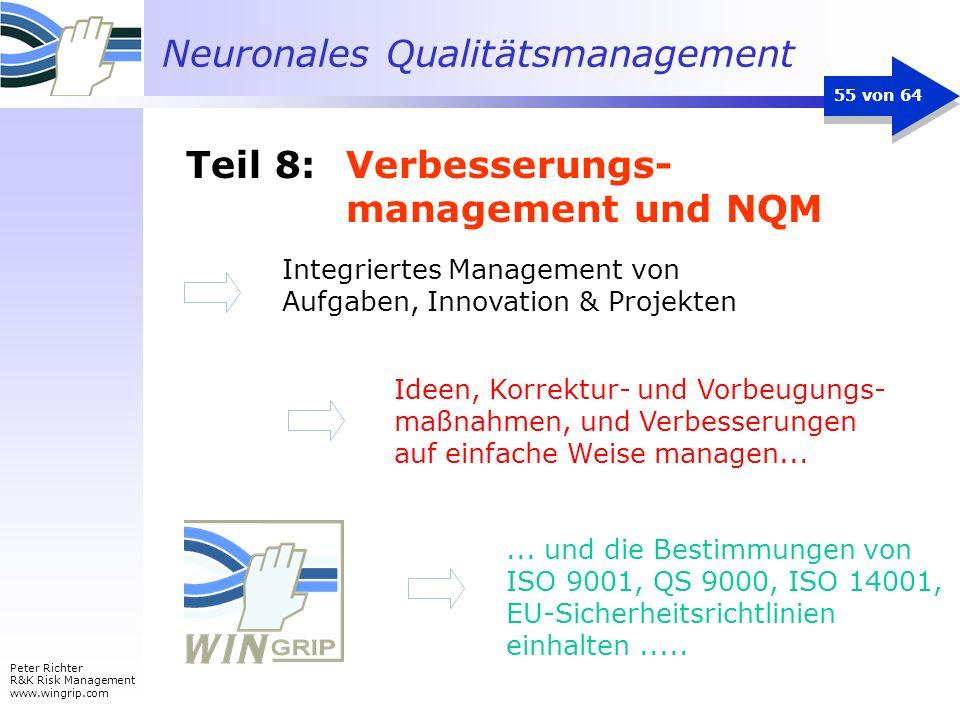 Verbesserungs-management und NQM