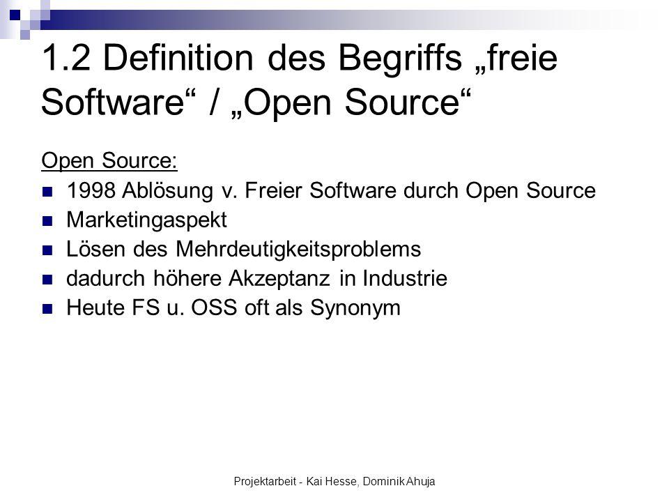 Freie software im kommerziellen einsatz ppt video - Helfen synonym ...