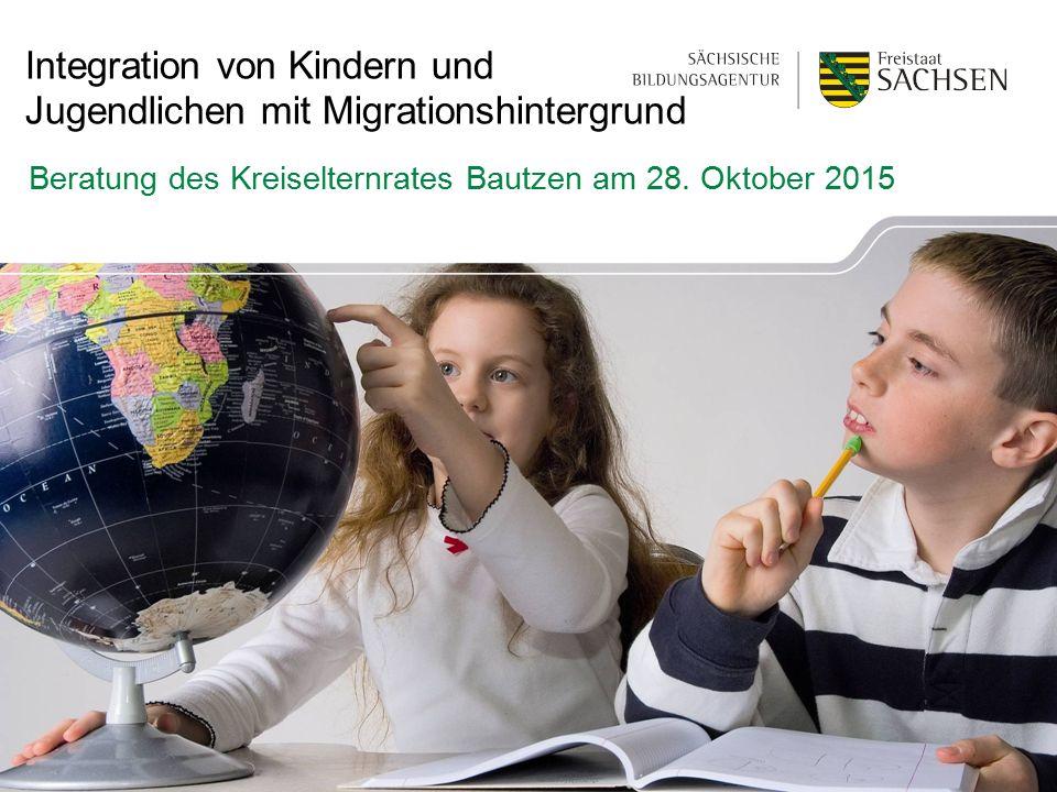 Integration von Kindern und Jugendlichen mit Migrationshintergrund