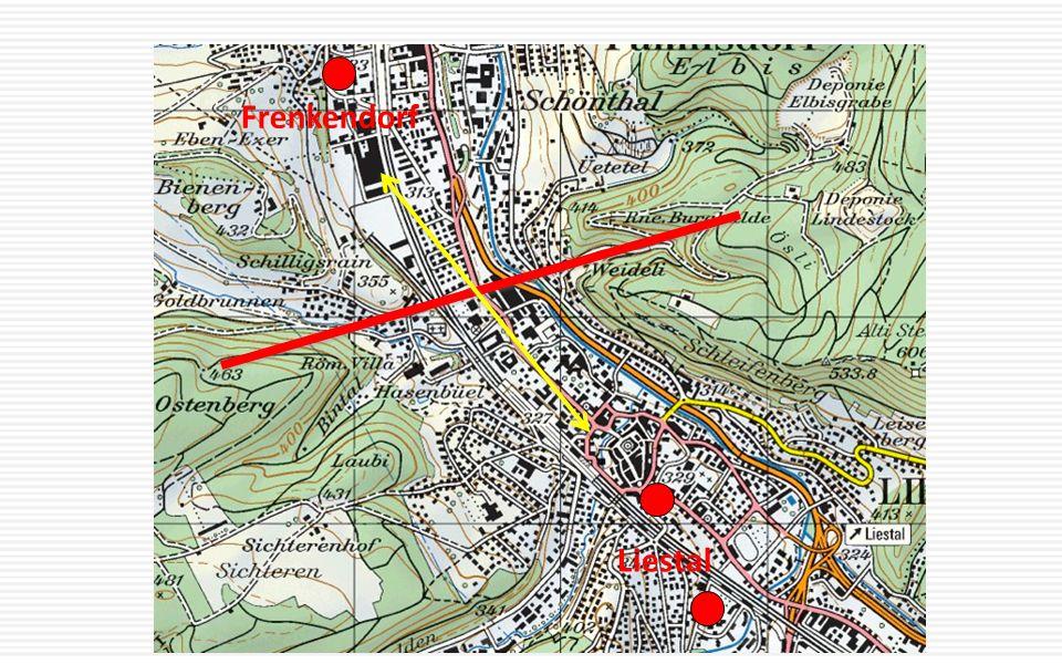 Frenkendorf Kriterium für Standortwechsel: geographische Lage & Primarklasse ( kein Kind alleine in eine Klasse)