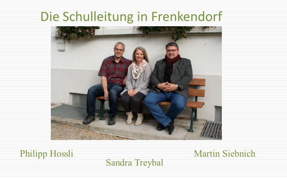 Die Schulleitung in Frenkendorf