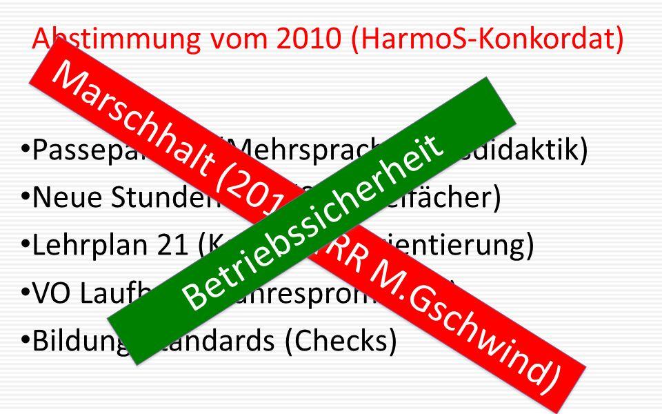Marschhalt (2015) (RR M.Gschwind) Betriebssicherheit