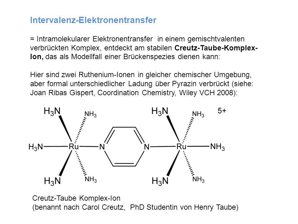 Intervalenz-Elektronentransfer