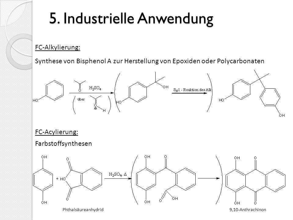 5. Industrielle Anwendung