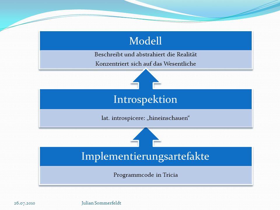 Implementierungsartefakte