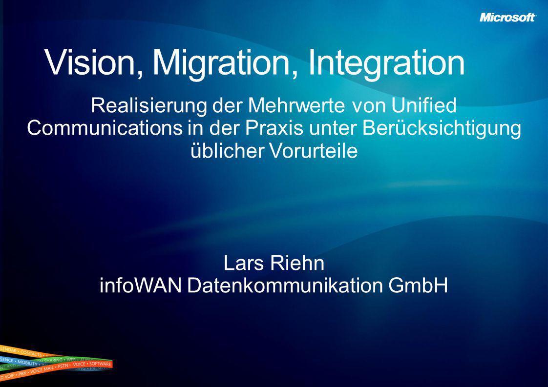 Vision, Migration, Integration