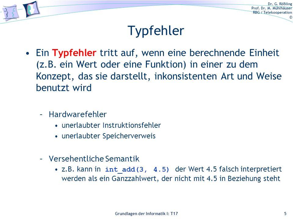 Typfehler