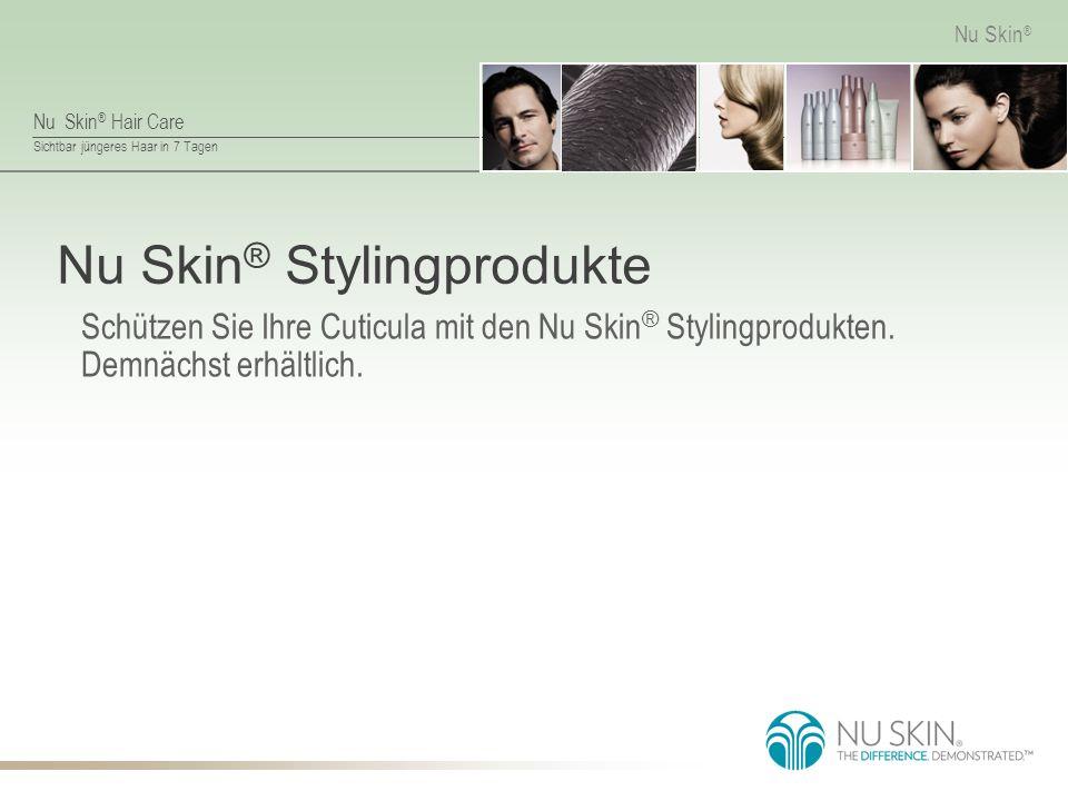Nu Skin® Stylingprodukte