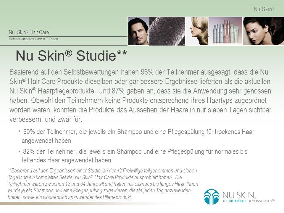Nu Skin® Studie**