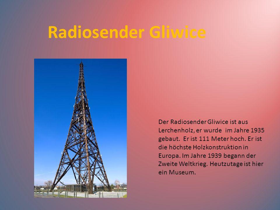 Radiosender Gliwice