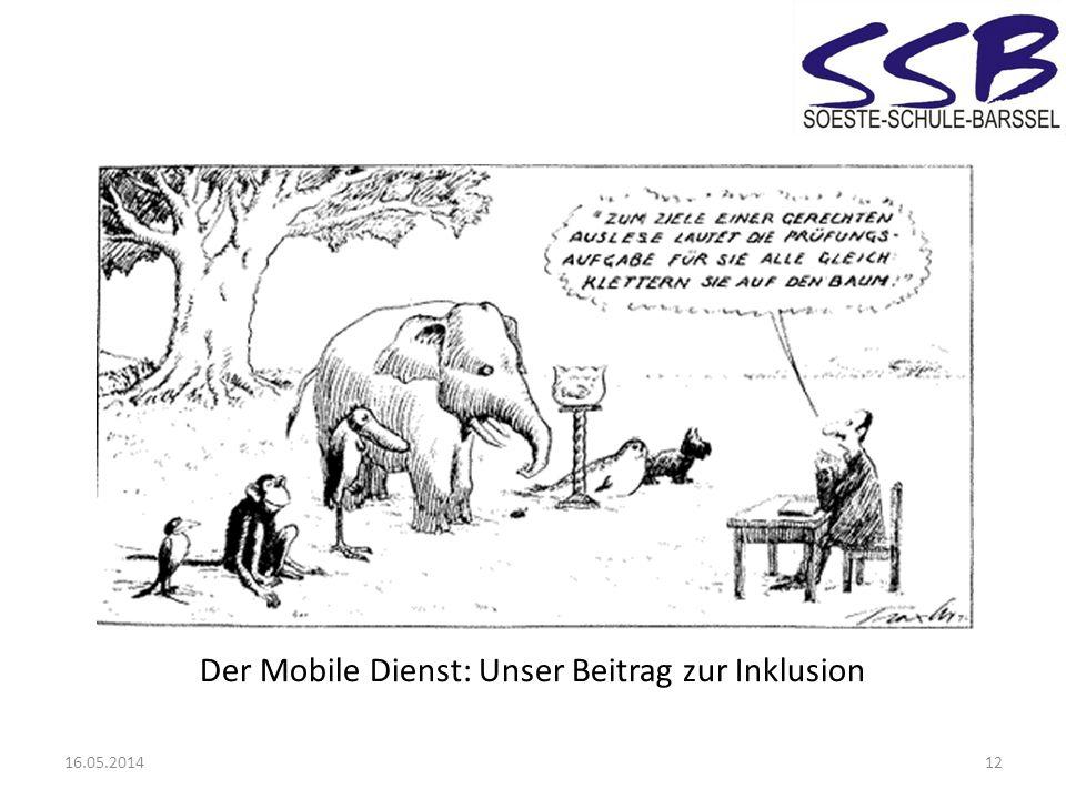 Der Mobile Dienst: Unser Beitrag zur Inklusion