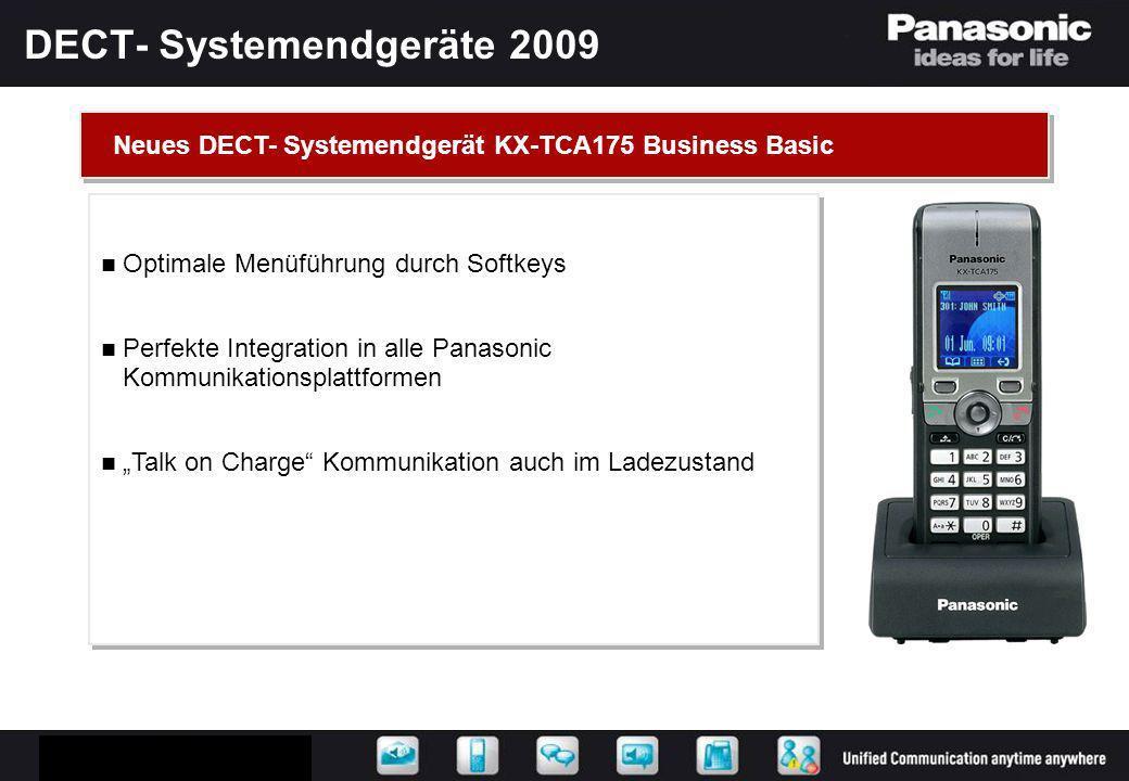 DECT- Systemendgeräte 2009