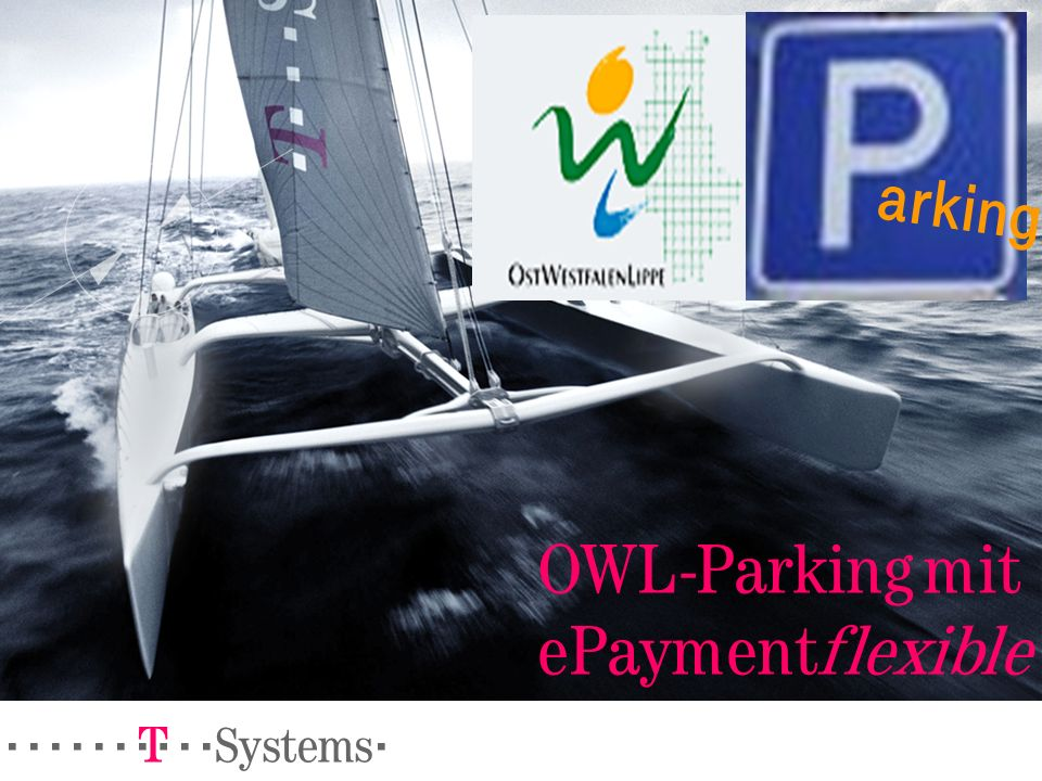 OWL-Parking mit ePaymentflexible