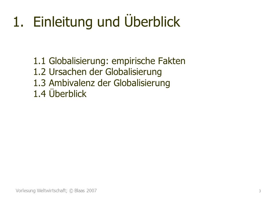 Wirtschaftspolitik, am Beispiel Österreichs