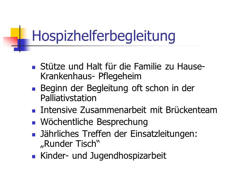 Hospizhelferbegleitung