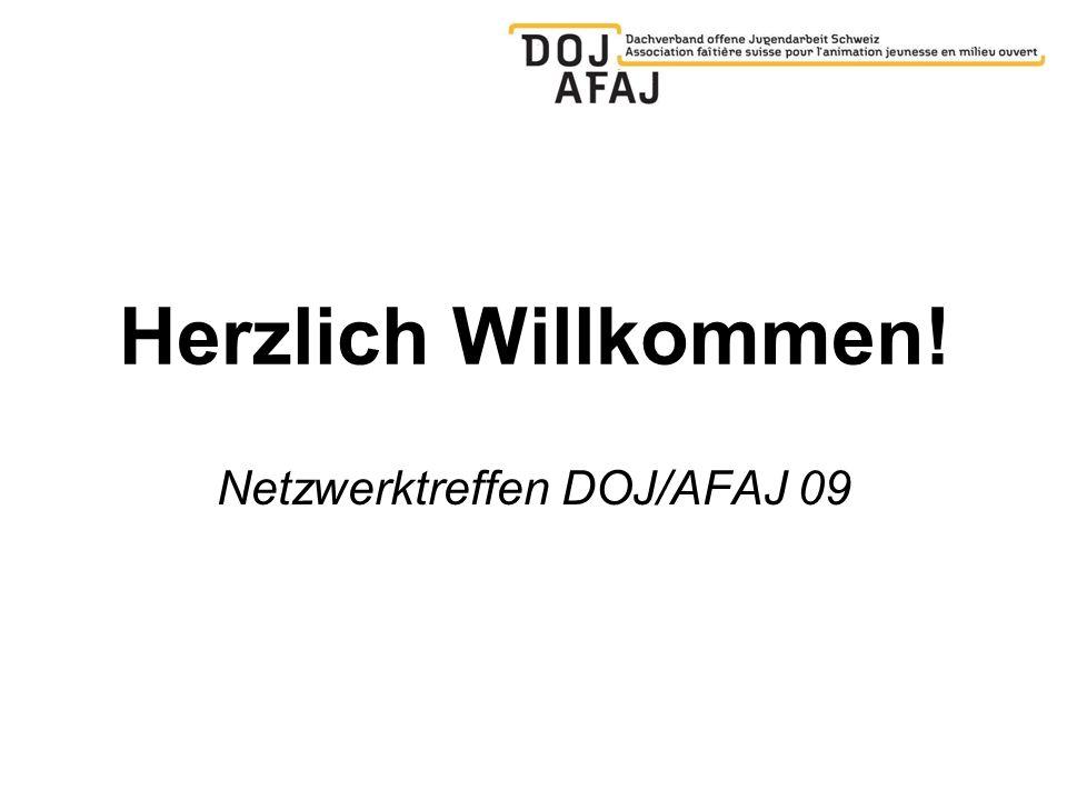 Netzwerktreffen DOJ/AFAJ 09